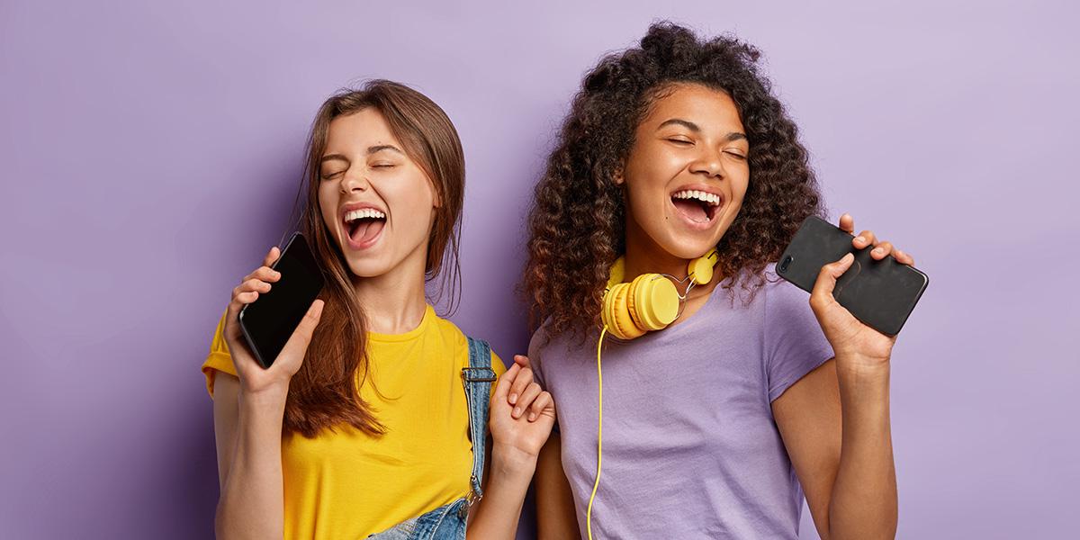 Singing - choir.