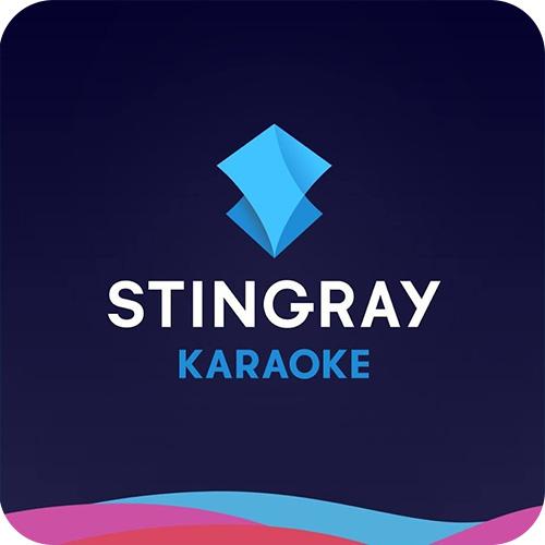 Stingray karaoke channel logo.