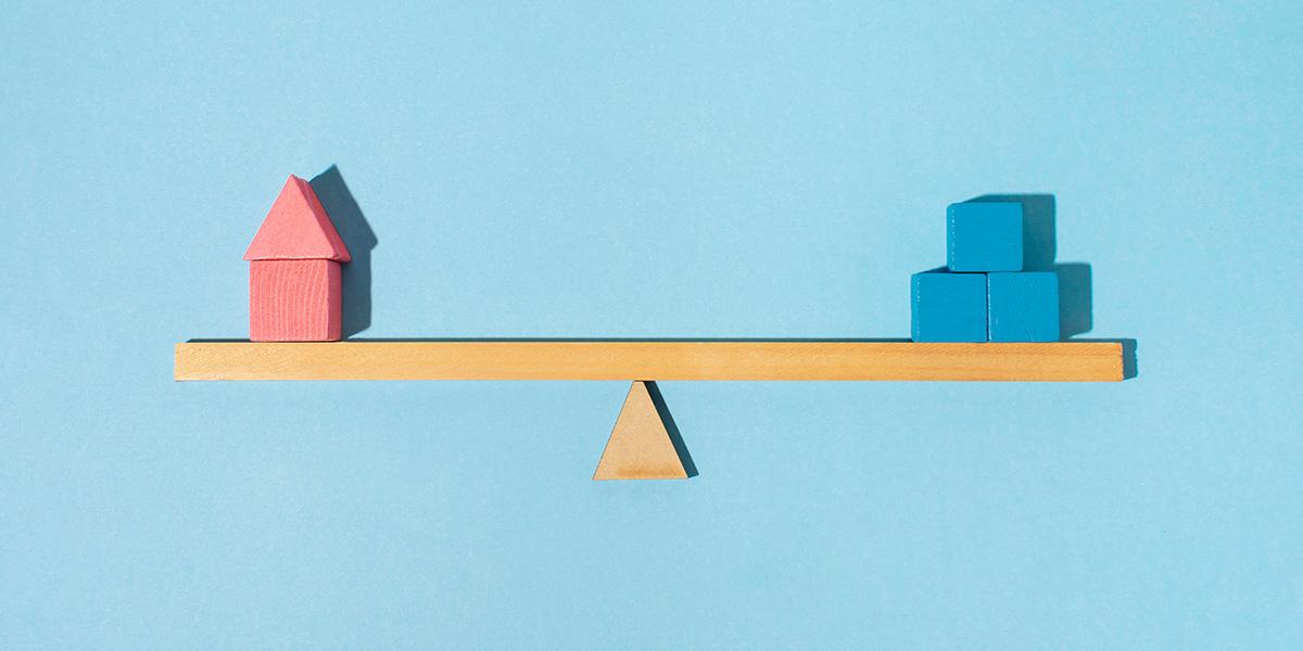 Balance scale,