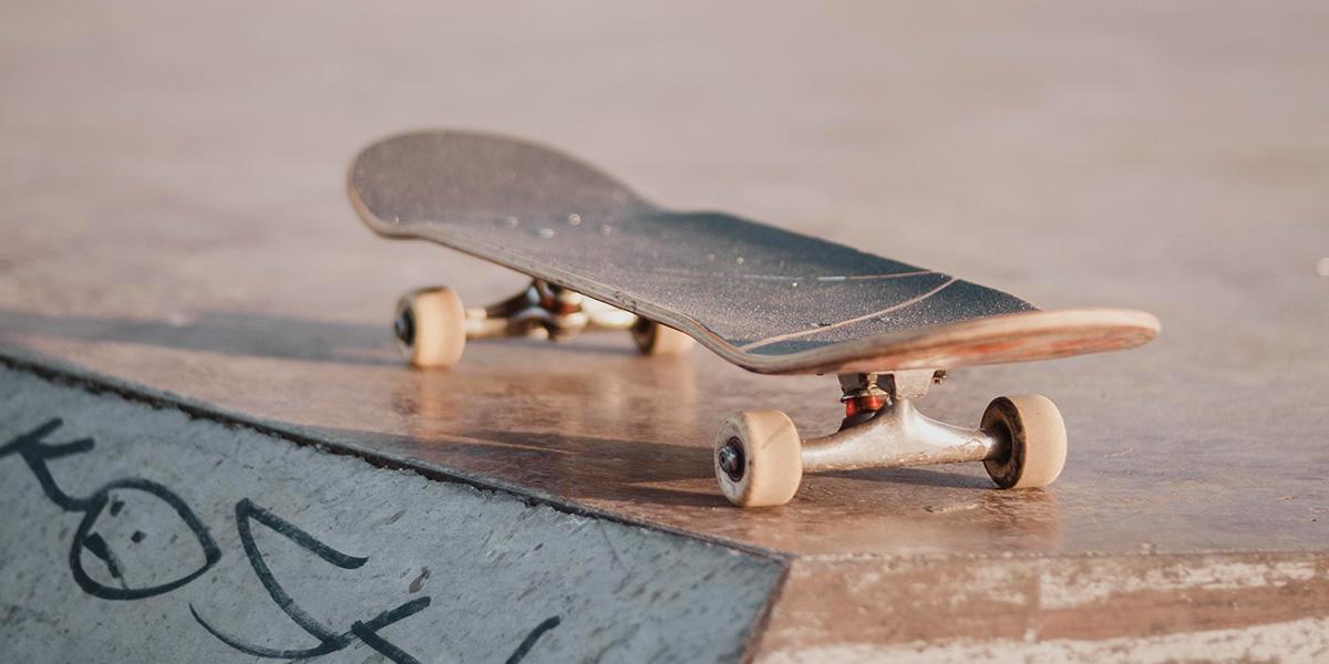 Choosing the proper skateboard.