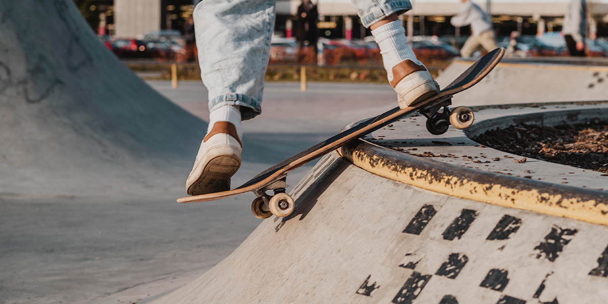 How to improve at skateboarding?