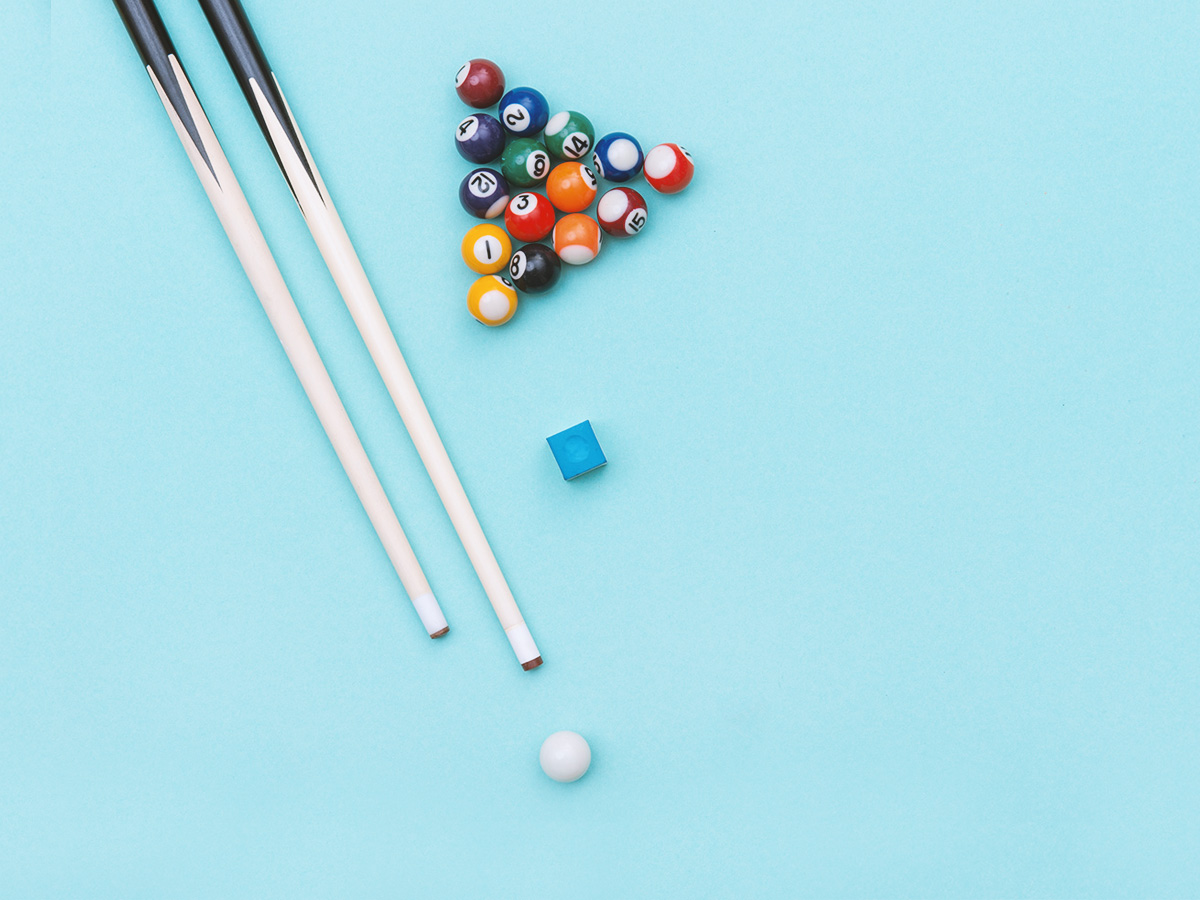 How to play pool - a guide for beginners.