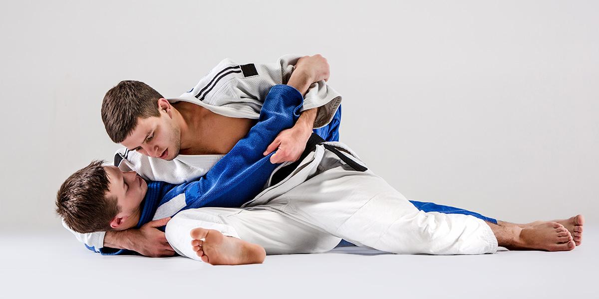 Brazilian Jiu-Jitsu (BJJ).
