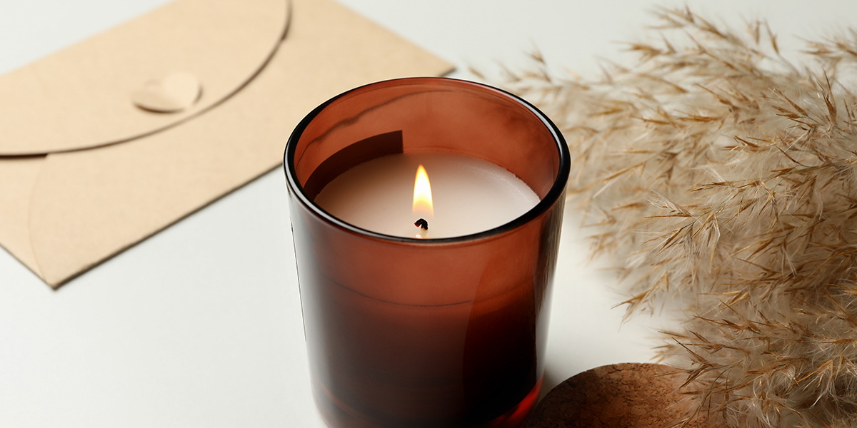 scented candle collecting