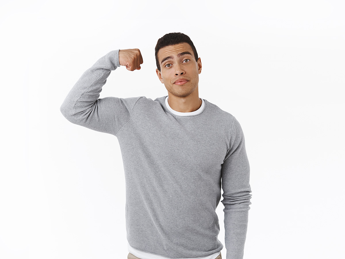 How to be more masculine?