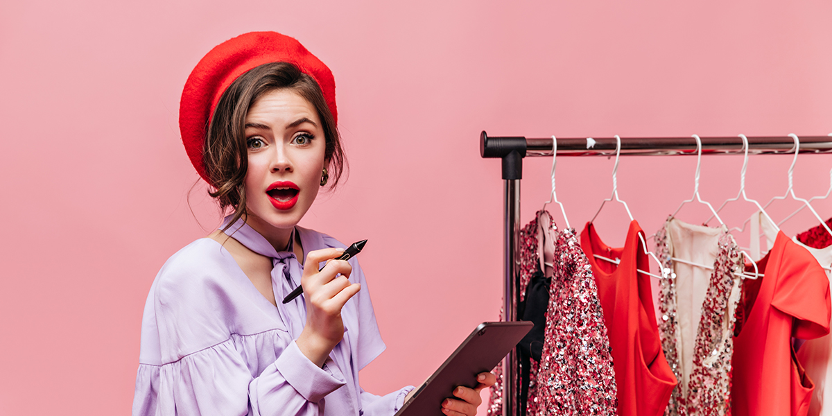 How to be more feminine - try a new wardrobe!